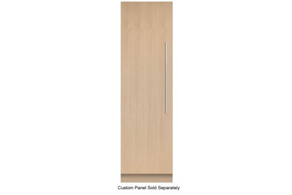 """Large image of Fisher & Paykel 24"""" Panel Ready Left-Hinge Built-In Column Freezer With Ice Maker - RS2484FLJK1"""