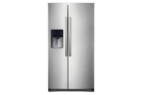 Samsung Side By Side Refrigerator - RS25H5111SR/AA