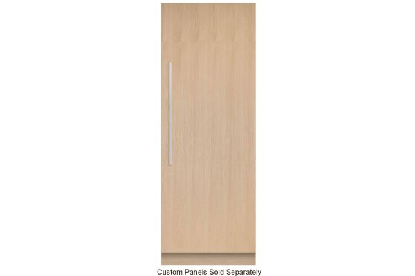 "Large image of Fisher & Paykel 30"" Panel Ready Right-Hinge Built-In Column Refrigerator - RS3084SR1"