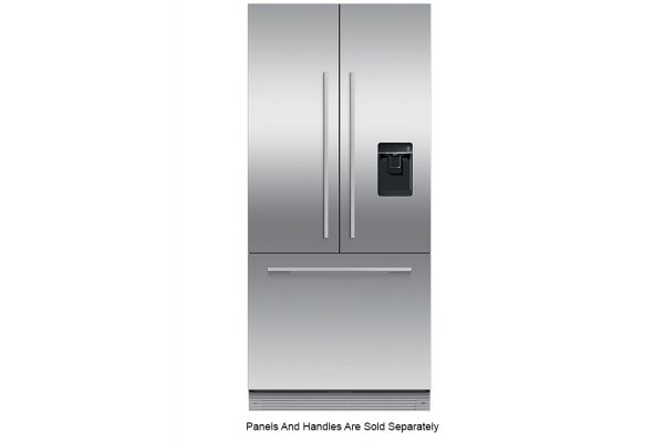 """Large image of Fisher & Paykel 32"""" Panel Ready Built-In French Door Refrigerator, Ice And Water - RS32A72U1"""