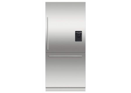 Fisher & Paykel - RS36W80RU1 - Built-In Bottom Freezer Refrigerators