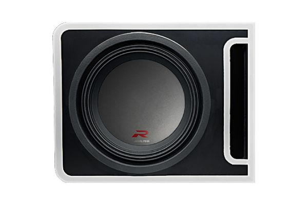 "Alpine Pre-Loaded R-Series 10"" Subwoofer Enclosure - R-SB10V"