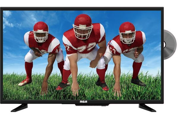 "Large image of RCA 19"" HD LED TV/DVD Combo - RTDVD1900"