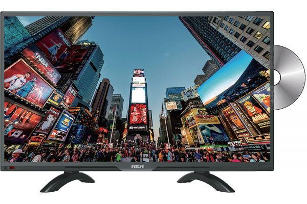 "Large image of RCA 20"" HD LED TV/DVD Combo - RTDVD2045"