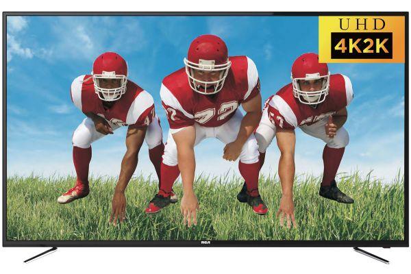 """Large image of RCA 65"""" 4K UHD LED TV - RTU6549"""