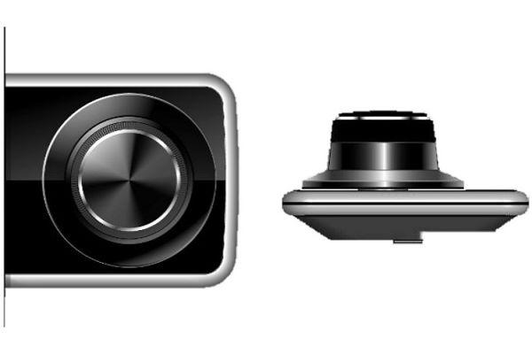 Large image of Alpine Halo Remote Bass Knob - RUX-H01