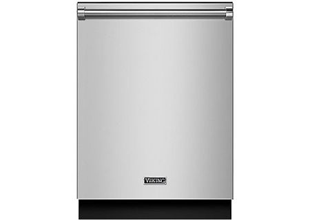 """Viking 24"""" Built-In Dishwasher With Stainless Steel Panel - RVDW103SS"""