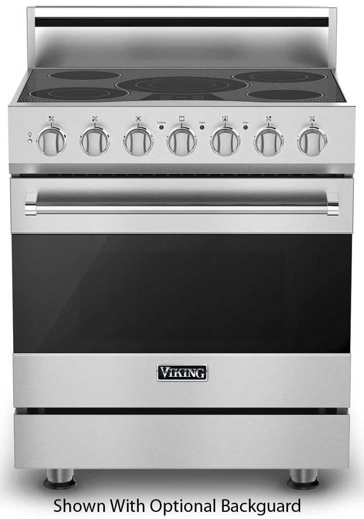 Viking 30 Quot Stainless Electric Range Rver33015bss