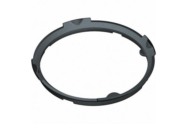 Miele Matte Black Wok Ring - 09974600