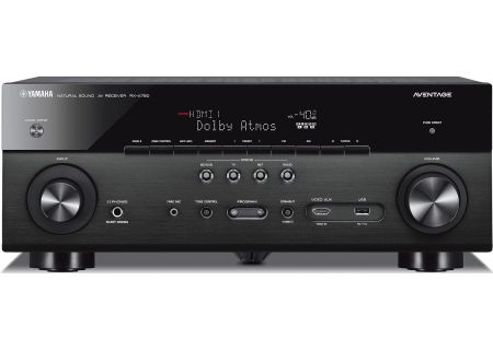 Yamaha - RX-A760 - Audio Receivers