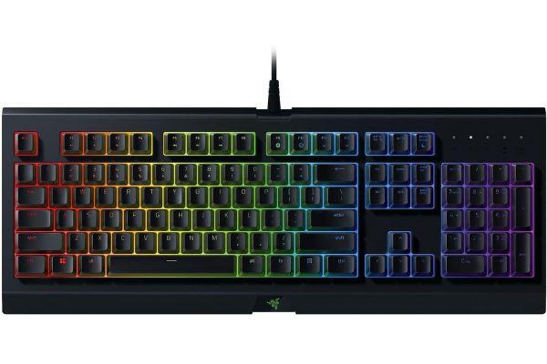 Large image of Razer Cynosa Chroma Gaming Keyboard - RZ0302260200R3U1