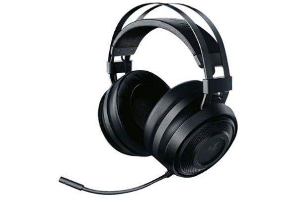 Large image of Razer Nari Essential Black Gaming Headset - RZ0402690100R3U1