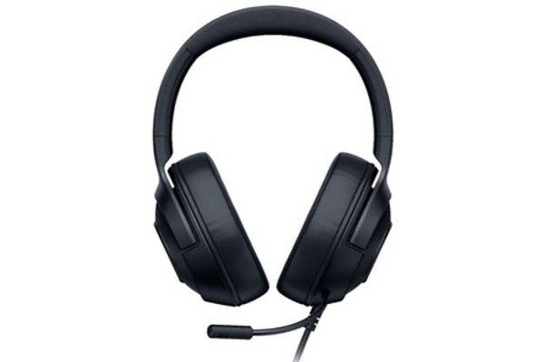 Large image of Razer Kraken X Black Wired Gaming Headset - RZ0402890100R3U1