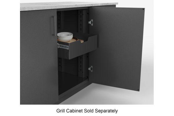 Large image of Urban Bonfire Grill Cabinet Drawer - S-DR