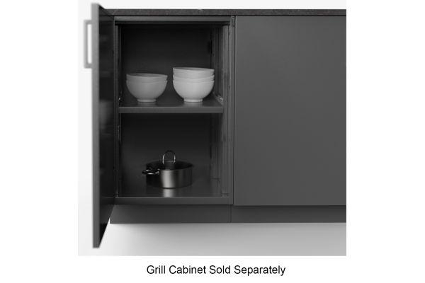 Large image of Urban Bonfire Grill Cabinet Fixed Shelf - S-SHELF