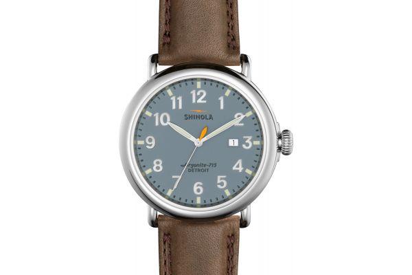 Shinola The Runwell 47mm Mens Watch - 20001119-SDT-000009949