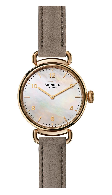 shinola the canfield 32mm womens s0120018679