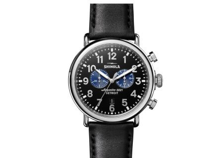 Shinola The Runwell Chrono 47mm Mens Watch - S0120109242