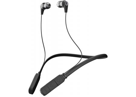 Skullcandy Inkd Black/Gray In-Ear Wireless Headphones - S2IKW-J509