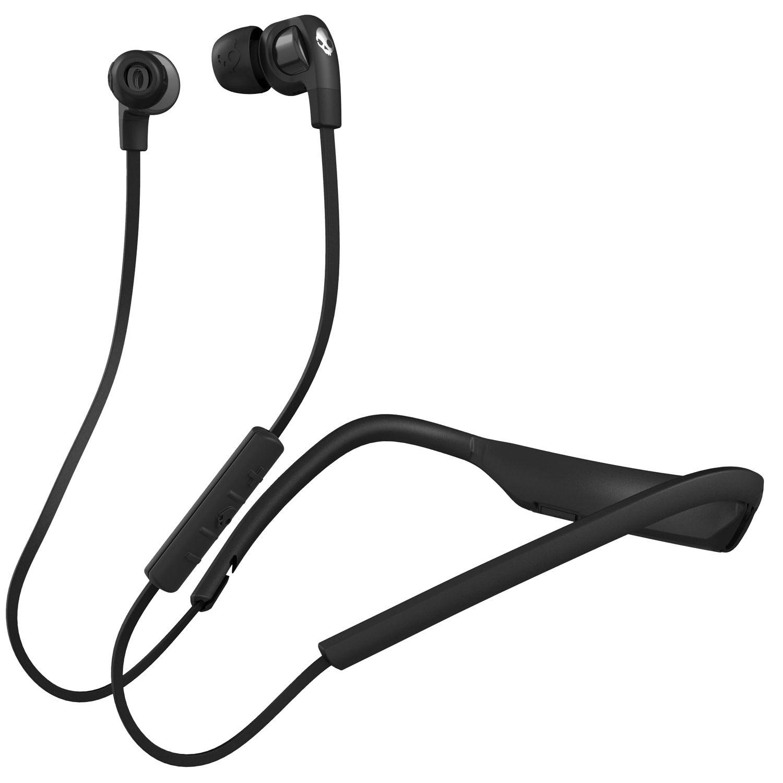 Skullcandy Smokin Buds 2 Black Headphones S2pghw 174 Headphone Jack Wiring Diagram In Ear Wireless
