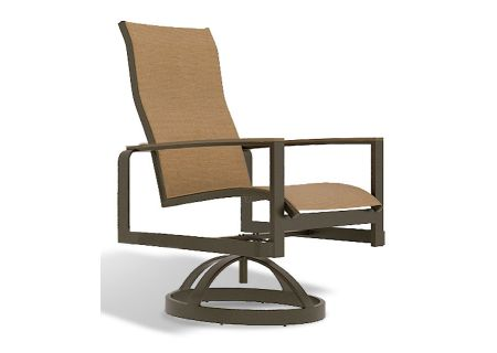Elements by Castelle - EQS3B51SG31PW003SP12 - Patio Chairs & Chaise Lounges