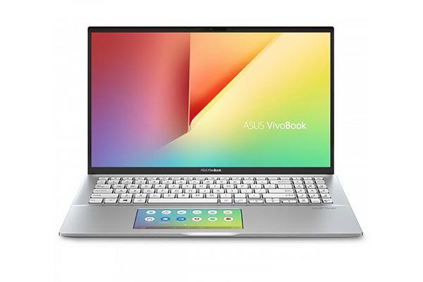"Large image of Asus VivoBook S15 S532 Transparent Silver 15.6"" Laptop Intel Core i5-8265U 8GB DDR4 RAM 512GB SSD, Intel UHD Graphics - S532FA-DB55"