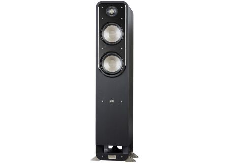 Polk Audio Signature S55 American HiFi Home Theater Black Tower Speaker (Each) - AM9531-A
