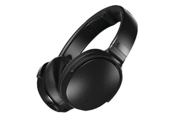 Large image of Skullcandy Venue Black Active Noise Canceling Wireless Headphones - S6HCW-L003