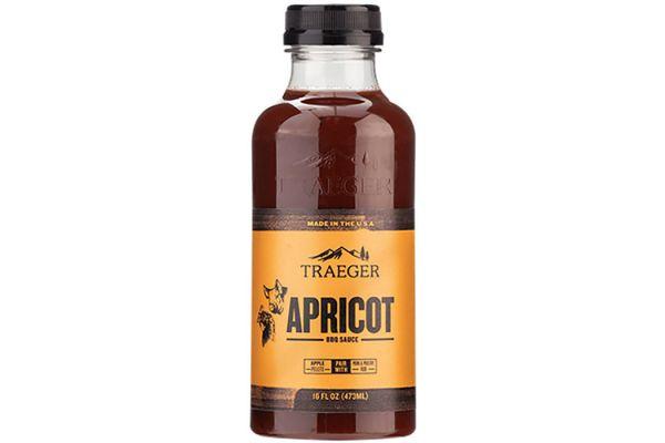 Large image of Traeger 16 oz Apricot BBQ Sauce - SAU036