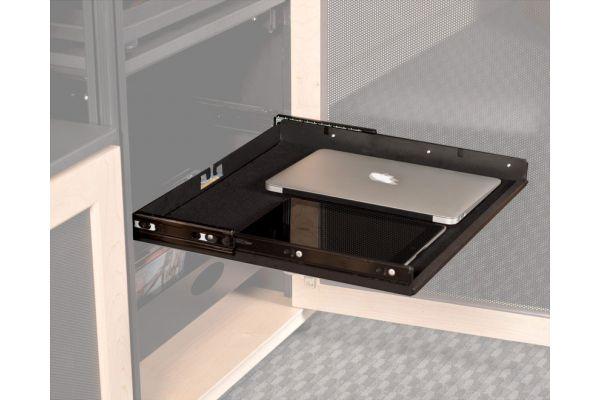 Large image of Salamander Designs Black Universal Storage Tray - SA/UST