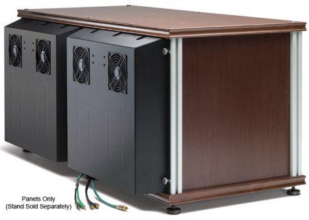 Salamander Designs Black Active Cooling Extended Rear Panel - SA/XR20/AC