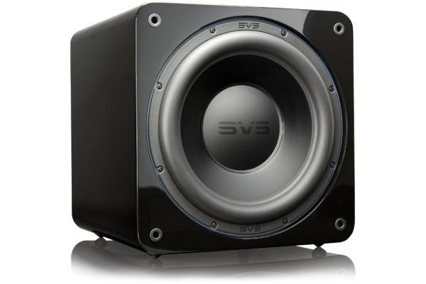 Large image of SVS SB-3000 Gloss Black Subwoofer - SB3000GB