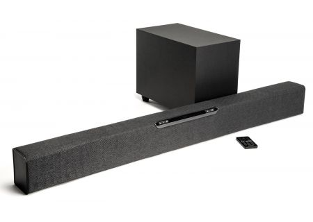 Jamo SB 40 Black Sound Bar With Wireless Subwoofer - SB40BLK