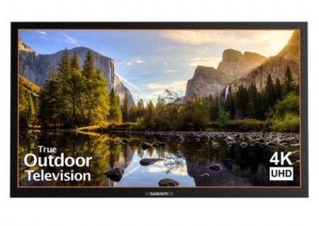 SunBriteTV - SB-6574UHD-BL - Outdoor TV