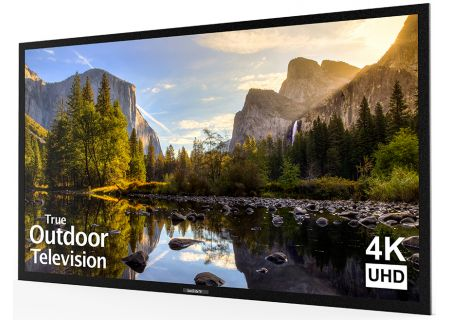 SunBriteTV - SB-7574UHD-BL - Outdoor TV