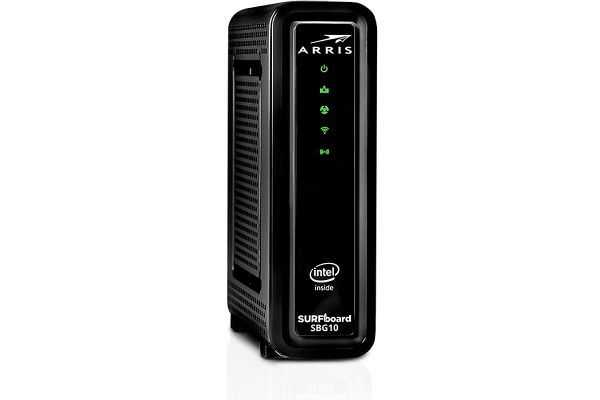 Large image of ARRIS SURFboard DOCSIS 3.0 Cable Modem & Wifi Router - 1000884