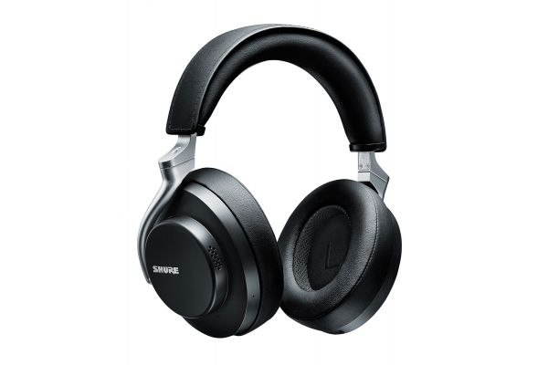 Shure AONIC 50 Black Wireless Noise Cancelling Over-Ear Headphones - SBH2350-BK