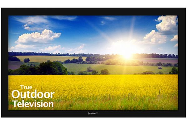 "SunBriteTV 43"" Black Pro 2 Series 1080P Full Sun Outdoor TV - SB-P2-43-1K-BL"