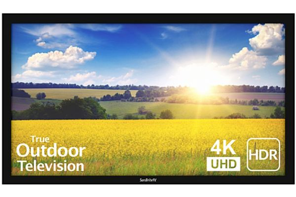 "SunBriteTV 55"" Silver Pro 2 Series 4K UHD Full Sun Outdoor TV - SB-P2-55-4K-SL"