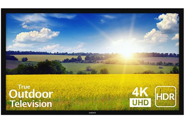 "SunBriteTV 65"" Silver Pro 2 Series 4K UHD Full Sun Outdoor TV - SB-P2-65-4K-SL"