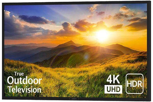 "SunBriteTV 65"" Black Signature 2 Series 4K Ultra HDR Partial Sun Outdoor HDTV - SB-S2-65-4K-BL"