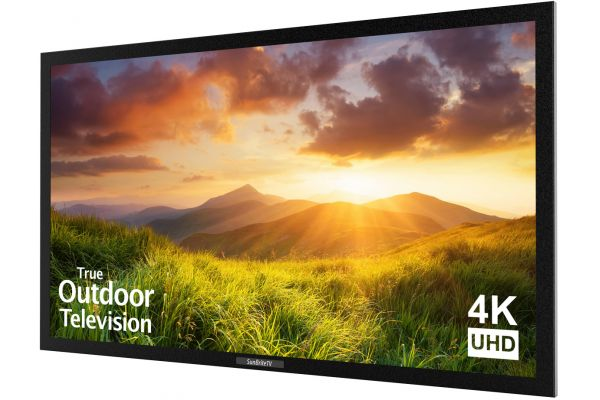 "SunBriteTV 75"" Black Signature Outdoor 4K LED TV - SB-S-75-4K-BL"