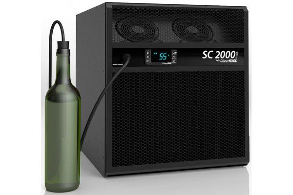 WhisperKOOL SC Series Wine Cellar Cooling System - SC 2000I