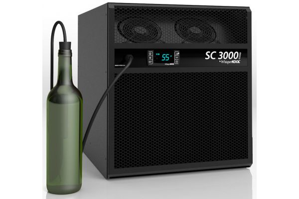 Large image of WhisperKOOL SC Series Wine Cellar Cooling System - U-WKSC3000-115-3