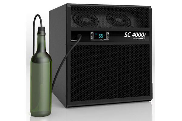 WhisperKOOL SC Series Wine Cellar Cooling System - SC 4000I