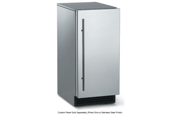 "Large image of Scotsman 15"" Brilliance Panel-Ready Undercounter Gourmet Ice Machine - SCCP50MB-1SU"