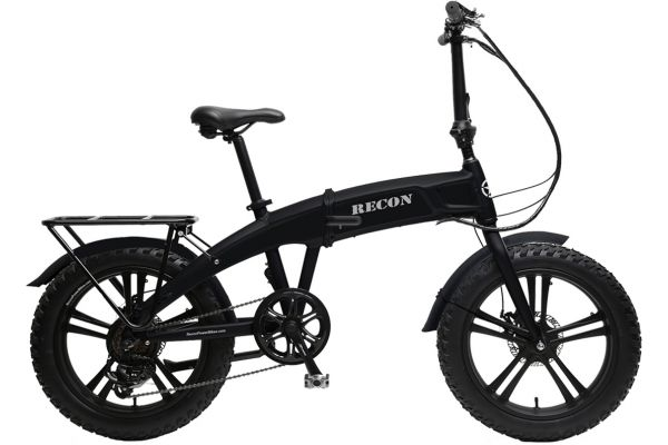 Large image of Recon Scout Folding Power Electric Bike - SCOUT