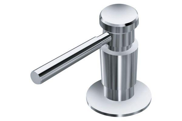 Large image of Franke Absinthe Polished Chrome Soap Dispenser - SD5200