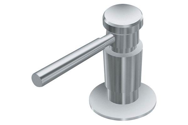 Large image of Franke Absinthe Satin Nickel Soap Dispenser - SD5280
