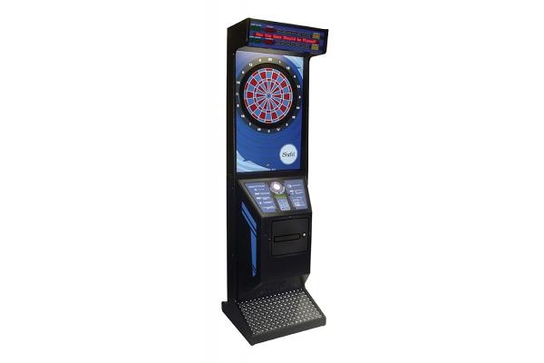 Large image of Gold Standard Games Shelti Eye2 Home Electronic Dart Machine - SD-A-E2-10-H